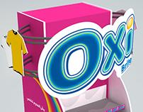 Oxi  in-store Media