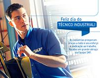 SKF Brasil - Mailing y Post Facebook