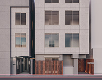 Apartment F | corona render