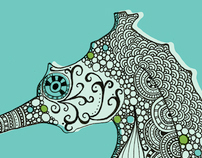 Sea Creatures #3