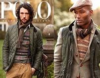 Polo Fall 2012 campaign