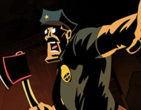 ASST. ANIMATION DIRECTOR- AXE COP SEASON TWO