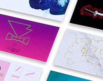 Design Club Cards