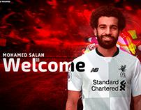 Welcome Momo Salah