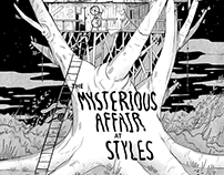 """The Mysterious Affair at Styles"" Comic"
