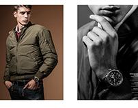 Art Direction / Fashion & Watches Editorials