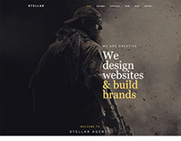 Stellar - WordPress One-Pager Theme by Themewar