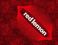 Red Lemon Festival poster