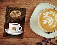 Latte Cafe Coffee Shop