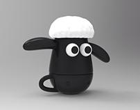 Shaun the Sheep Teapot Set