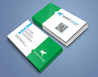 Creative and Clean Business Card