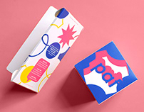 La môme bijou - Augmented packaging design