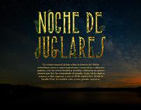 Noche de Juglares