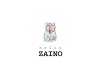 "Corporate Identity ""Nello Zaino"""