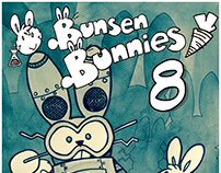 Bunsen Bunnies Issue 8