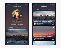 Pandora - Social Platform for Panoramic Images