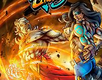 Indio Comics / graphic novel that I wrote