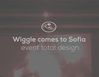 Wiggle Comes To Sofia - Event Total Design
