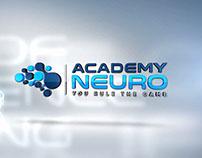 Academy Neuro / Mert Aydıner Logo ve Youtube Çalışması