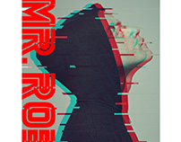 How to Make Mr. Robot Poster (Glitch Effect)