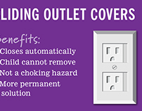 Outlet Covers Infographic