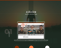 Diseño web, AGRUCOM