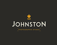 Johnston - Photographic Studio - Brand Identity