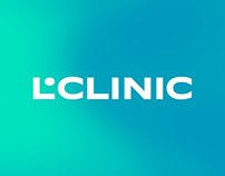 L-clinic, identity and web-design