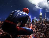 ¡Tu amigo y vecino SpiderMan!