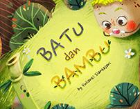 """Batu & Bambu"" Children's Book"