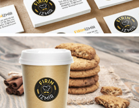 Bakery Shop branding, corporate identity & decoration