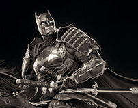 Shogun Batman - XM Studios