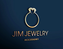 JIM JEWELRY brand | Visual brand identity