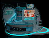 LISTERINE Booth 2015