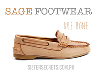 Graphic Design: Sage Footwear