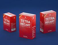 Tetra RECART 3D model pack