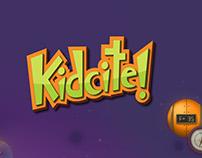 Kidcite Visual Identity