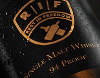 Rest In Freedom Brand Design