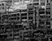 Verlassene Orte in Berlin 2015