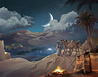 ISNA Canada Ramadan 2020 Art