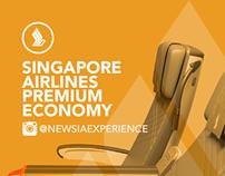 SIA Premium Economy - Instagram hunt