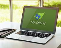 Go Green UI/UX Design