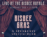 Bisbee Gras - Show Poster
