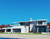 Villa Frontière