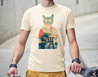 Ali Gulec's T-Shirt Designs for Artokingo