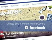 Tutorial - Create Social Media Profile Covers: Facebook