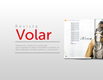 Revista Volar - Satena
