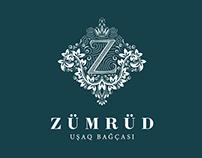 Zumrud Kindergarten Branding