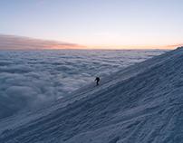 Cloud Inversion / Ďumbier, Low Tatras, Slovakia