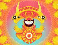 LSD blotters - Spirits